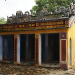 Old temple in Cam Nam, Hoi An