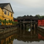 Hoi An's Japanese bridge