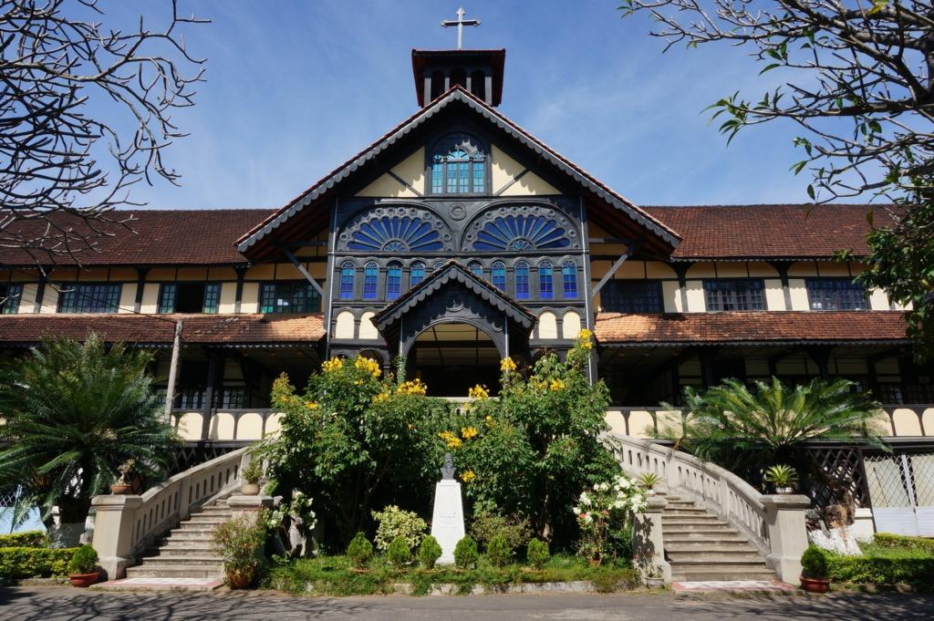 Bishop of Kon Tum building