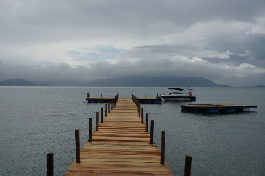 Diep Son's pontoon