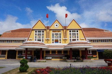 Da Lat train station