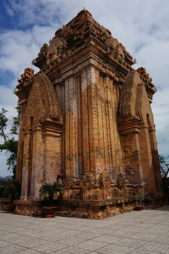 Po Nagar Cham temple in Nha Trang