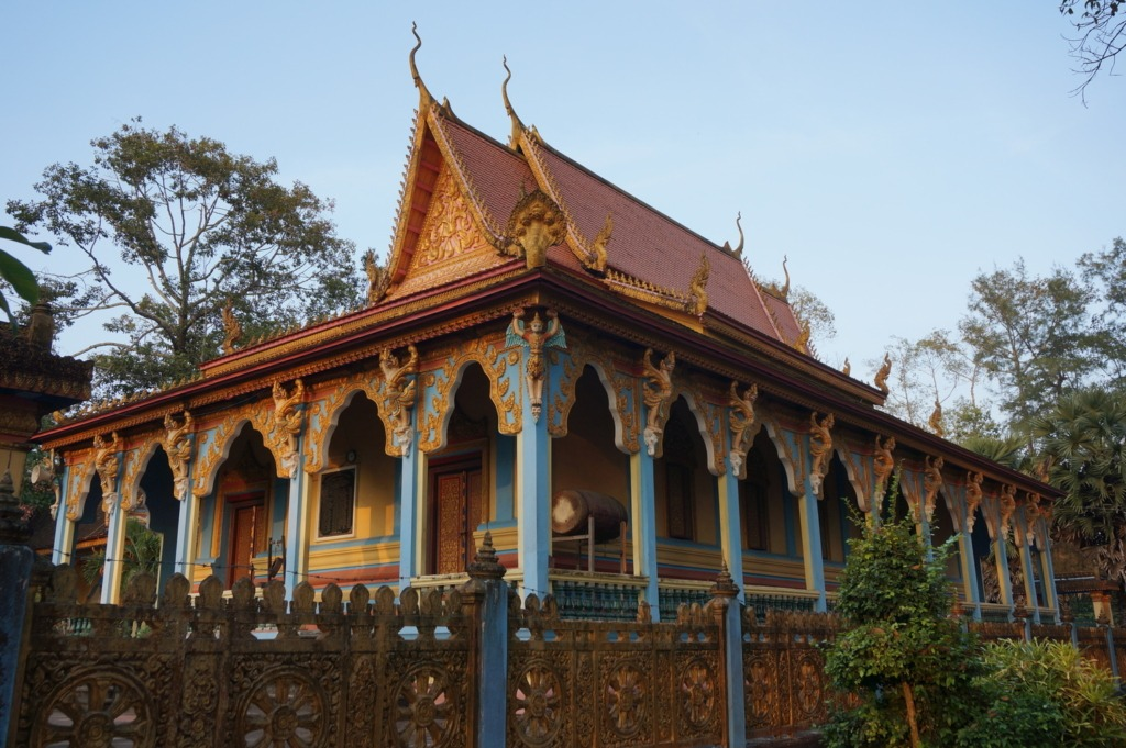 Tra Vinh temple