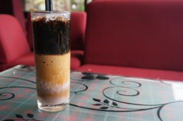 Ice coffee is basically the best aspect of Vietnam
