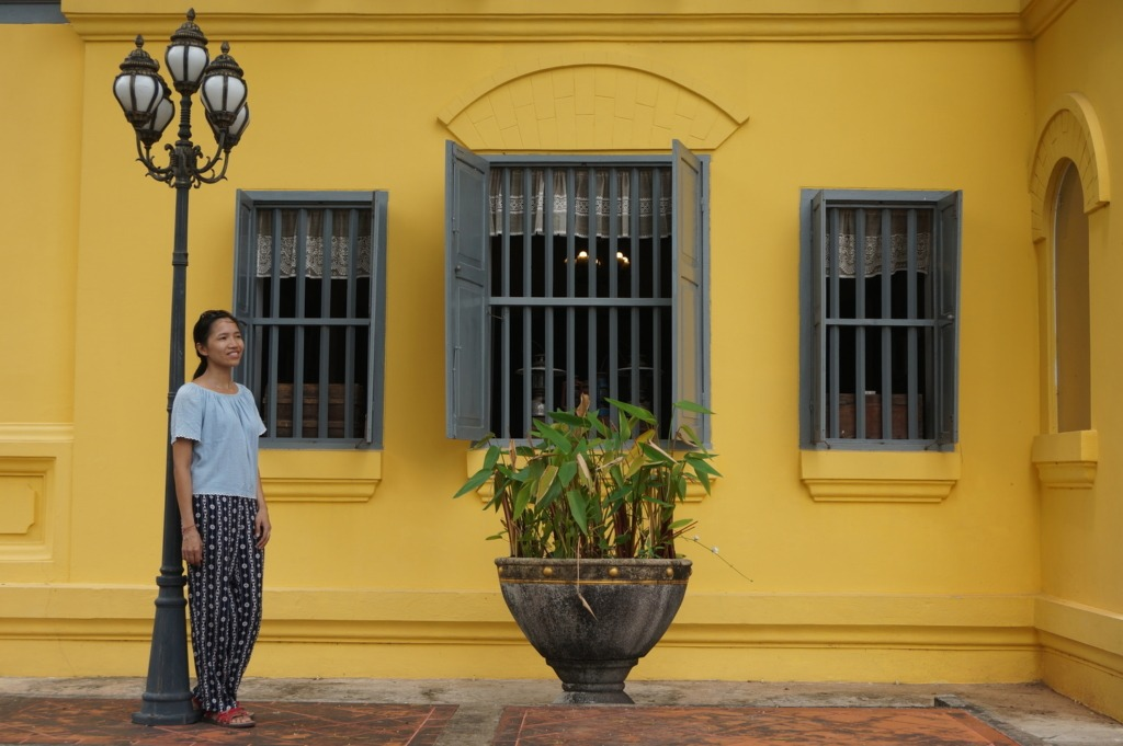 Former Governor's house at Nakhon Phanom